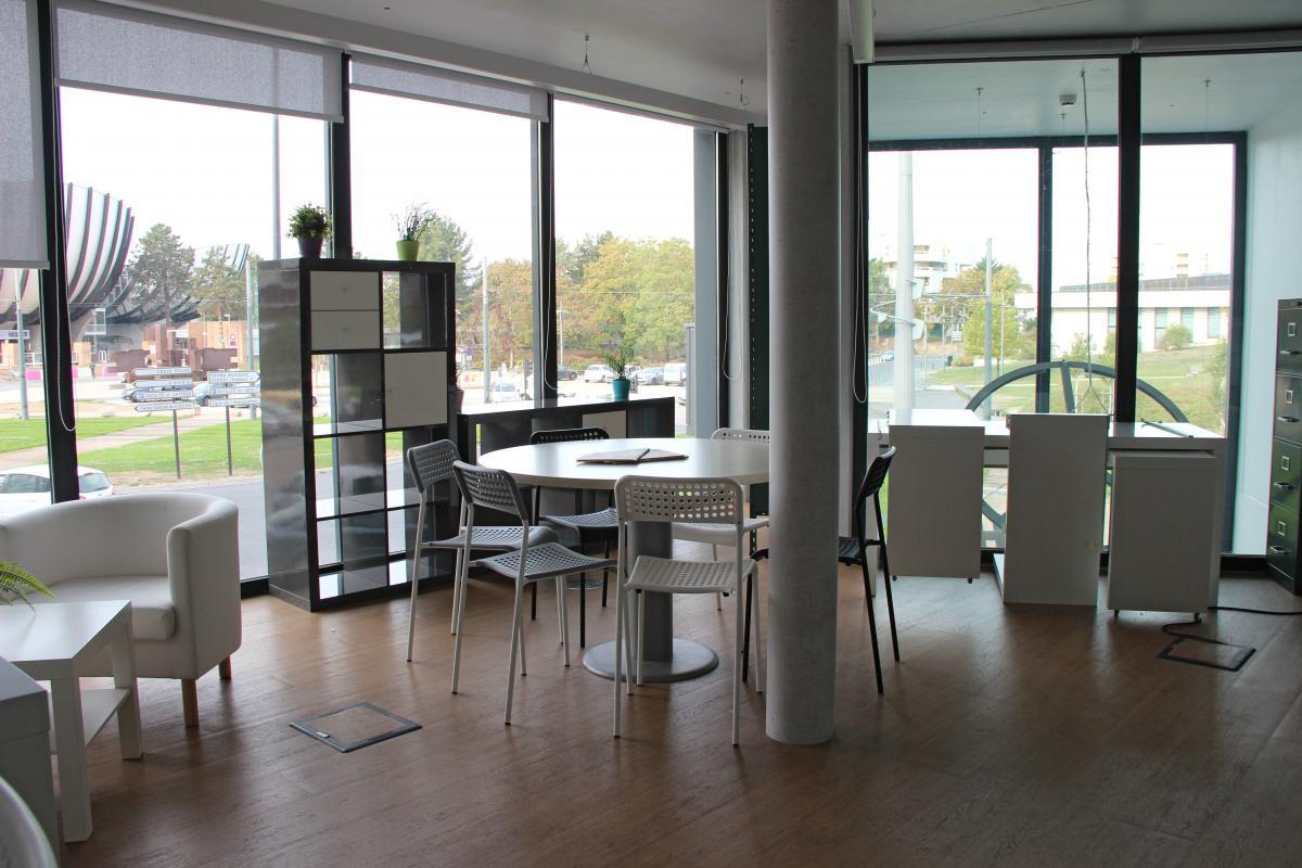 Centre D Affaires 58 Reims Habitat